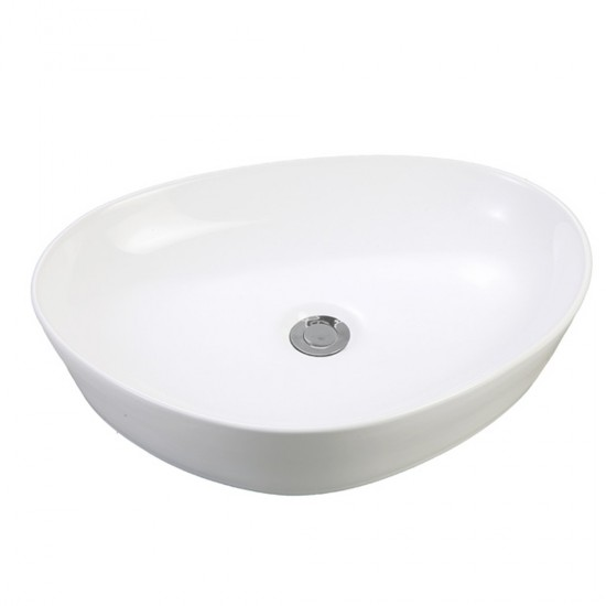 Thin Rim Art Basin AN6156