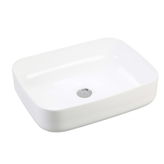 Thin Rim Art Basin AN6157