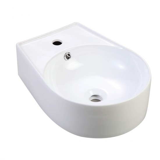 Thin Rim Art Basin AN6167