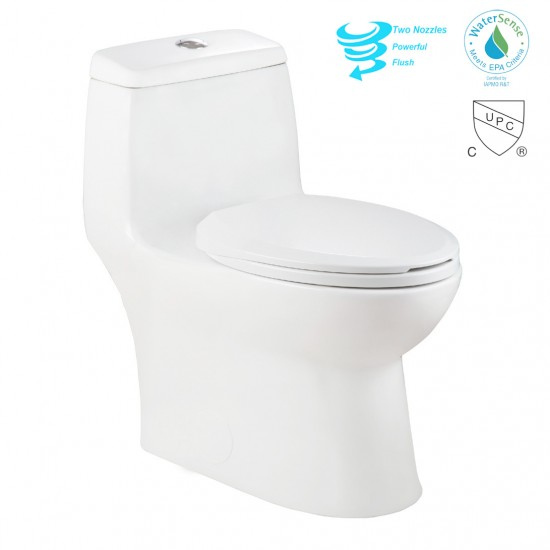 Siphonic One Piece Toilet  AN5027