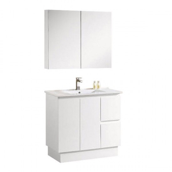 900mm Bathroom Vanity 900A