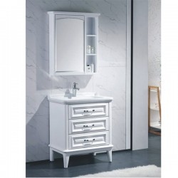 "600mm (24"") Solid Wood Bathroom Vanity AN-C6031"