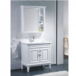 "760mm (30"") Solid Wood Bathroom Vanity AN-C6032"