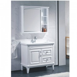 "910mm (36"") Solid Wood Bathroom Vanity AN-C6033"