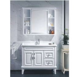 "1210mm (48"")  Bathroom Vanity White color AN-C6034"