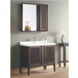 "900mm (36"") Solid Wood Bathroom Vanity AN-C9002"