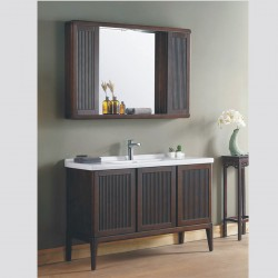 "1210mm (48"") Solid Wood Bathroom Vanity AN-C9004"