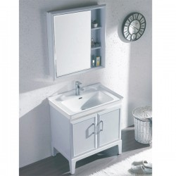 "750mm (30"") Solid Wood Bathroom Vanity AN-C9014"