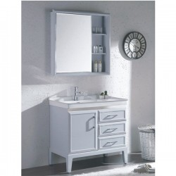 "900mm (36"") Solid Wood Bathroom Vanity AN-C9015"