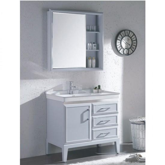 """900mm (36"""") Solid Wood Bathroom Vanity AN-C9015"""