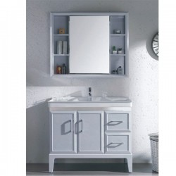 "1010mm (48"") Solid Wood Bathroom Vanity AN-C9016"