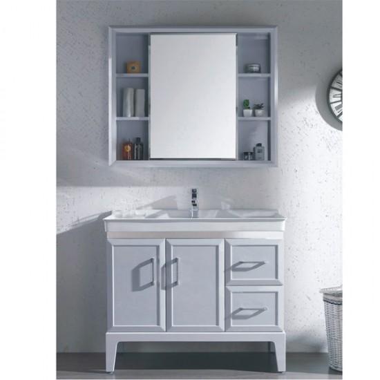 """1010mm (48"""") Solid Wood Bathroom Vanity AN-C9016"""