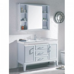 "1210mm (48"") Solid Wood Bathroom Vanity AN-C9017"