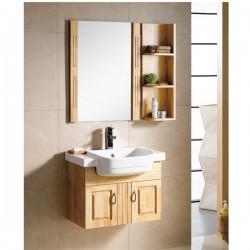 "700mm (30"" ) Wall Hung Bathroom cabinet AN-M-102"