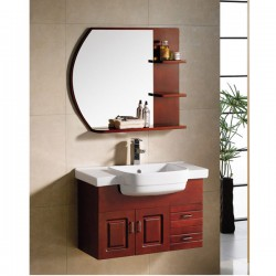 "820mm (32"" ) Wall Hung Bathroom cabinet AN-M-103"