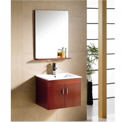 "600mm (24"" ) Wall Hung Bathroom cabinet AN-M-105"