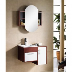"700mm (30"" ) Wall Hung Bathroom cabinet AN-M-106"