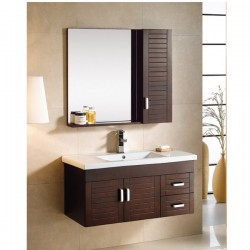 "1000mm (40"" ) Wall Hung Bathroom Cabinet AN-M-108"