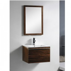 "600mm (24"" ) Wall Hung Bathroom Cabinet AN-M-115"
