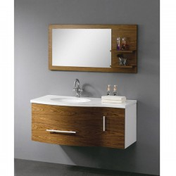 "1120mm (44"" ) Wall Hung Bathroom Cabinet AN-M-116"