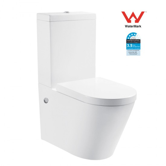 Wash Down Watermark Two Piece Toilet AN5812