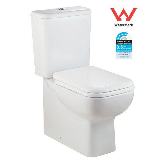 Wash Down Watermark Two Piece Toilet AN5813