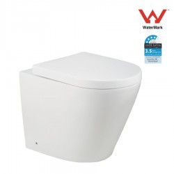 Back to wall Toilet Pan AN5917B